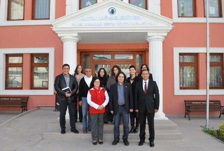 Altındağ Belediyesi Ziyareti
